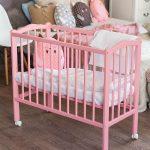 baby bedside cot